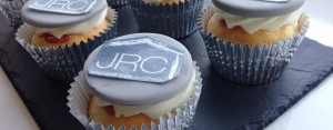 JRC's 10th birthday cup cakes