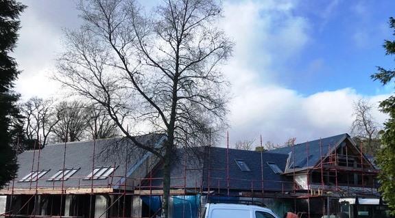 Calidad 40x25 heavy grade roof slates