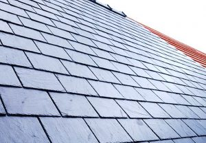 Calidad 10 Premium slates on the roof