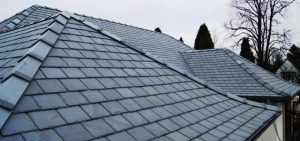JRC's Portarana capped ridge tiles