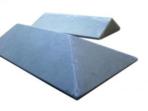 JRC's Portarana slate ridge tiles