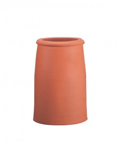 Plain beehive style chimney pot