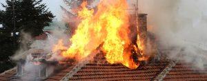 Use Slate for a Fireproof Roof